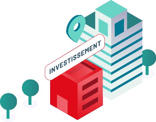 Investissement immobilier d'entreprise à Angers