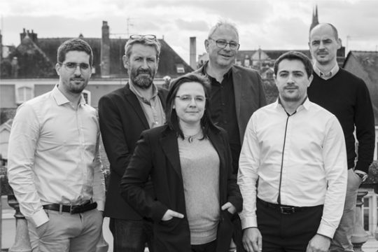 L'équipe d'experts en immobilier pro à Angers 49, Guilbeau et Chameroy
