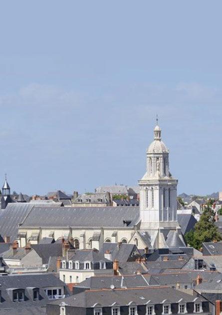 Angers : ville où investir dans l'immobilier d'entreprise