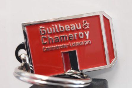 Porte-clés GUILBEAU & CHAMEROY